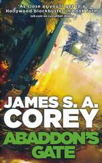 Expanse (TPB) nr. 3: Abaddon's Gate (Corey, James S. A.)
