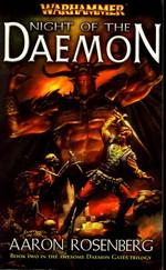 Daemon Gates nr. 2: Night of the Daemon (af Aaron Rosenberg) (Warhammer)
