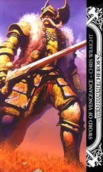Heroes nr. 3: Sword of Vengeance (af Chris Wraight) (Warhammer)