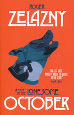 Night in the Lonesome October, A (TPB) (Zelazny, Roger)