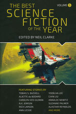Best Science Fiction of the Year, The (TPB) nr. 5: Best Science Fiction of the Year, The: Volume Five (Clarke, Neil (Ed.))