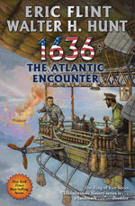 1632 (HC) nr. 25: 1636: The Atlantic Encounter (m. Walter H. Hunt) (Flint, Eric)
