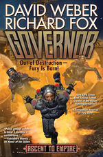 Ascent to Empire (HC) nr. 1: Governor (m. Richard Fox) (Weber, David)