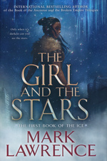 Book of The Ice, The (HC) nr. 1: Girl and the Stars, The (Lawrence, Mark)