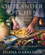 Outlander Coobook (HC) nr. 2: Outlander Kitchen - To the New World and Back Again (Carle-Sanders, Theresa)