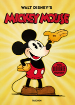 Walt Disney's Mickey Mouse. The Ultimate History (HC) (Gerstein, David)