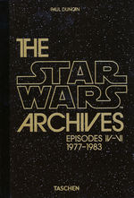 Star Wars Archives 1977-1983 Taschen 40th Anniversary Edition (Duncan, Paul (Ed.))