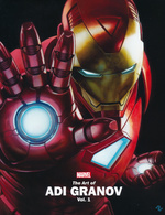 Marvel MonographArt of Adi Granov, The - Vol. 1 (Art Book) (Marvel   )