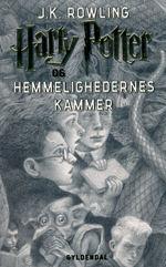 Harry Potter (Dansk) nr. 2: Harry Potter og Hemmelighedernes Kammer (Rowling, J. K.)
