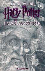 Harry Potter (Dansk) nr. 6: Harry Potter og Halvblodsprinsen (Rowling, J. K.)