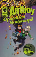 Antboy nr. 2: Operation skæbnespil (Andersen, Kenneth Bøgh)