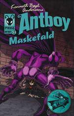 Antboy nr. 3: Maskefald (Andersen, Kenneth Bøgh)