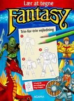 Lær at tegne Fantasy (HC) (How To) (Kjær, Jan)