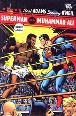 Superman (HC): Superman vs. Muhammed Ali Deluxe Edition.