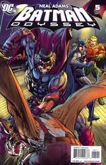 Batman: Odyssey nr. 5.
