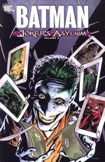 Batman (TPB): Joker's Asylum vol. 2  - TILBUD (så længe lager haves, der tages forbehold for udsolgte varer).