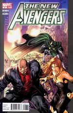 Avengers, New vol. 2 nr. 8.