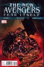 Avengers, New vol. 2 nr. 14: Fear Itself.