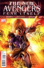 Avengers, New vol. 2 nr. 15: Fear Itself.