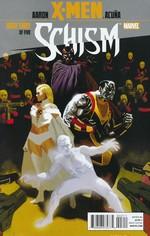 X-Men: Schism nr. 3: 2nd Printing.