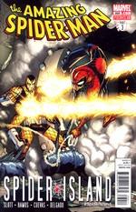 Spider-Man, The Amazing, vol. 2 nr. 669: Spider-Island.