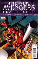 Avengers, New vol. 2 nr. 16: Fear Itself.