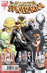 Spider-Man, The Amazing, vol. 2 nr. 670: Spider-Island.