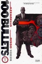 100 Bullets Deluxe (HC) nr. 1: Book One Deluxe Edition.
