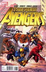 Avengers, New vol. 2 nr. 17.