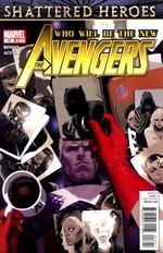 Avengers, vol. 4 nr. 18: Shattered Heroes.