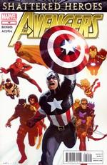 Avengers, vol. 4 nr. 19: Shattered Heroes.