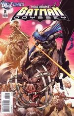 Batman: Odyssey, DCnU nr. 2.