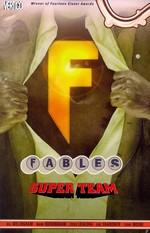 Fables (TPB) nr. 16: Super Team.