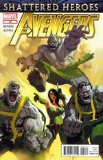 Avengers, vol. 4 nr. 20: Shattered Heroes.