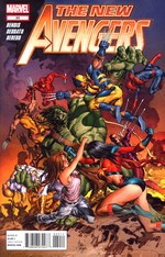 Avengers, New vol. 2 nr. 20.