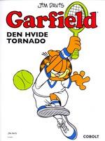 Garfield farvealbum nr. 25: Den hvide tornado.