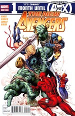 Avengers, New vol. 2 nr. 23.
