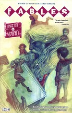 Fables (TPB) nr. 17: Inherit the Wind.