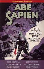 Abe Sapien (TPB) nr. 2: Devil Does Not Jest, The - HOLLANDSK UDSALG (se den aktuelle pris i vores artikel, så længe lager haves, der tages forbehold for udsolgte varer).