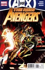 Avengers, New vol. 2 nr. 26: AvX.