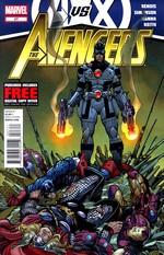 Avengers, vol. 4 nr. 27: AvX.