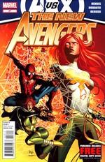 Avengers, New vol. 2 nr. 27: AvX.
