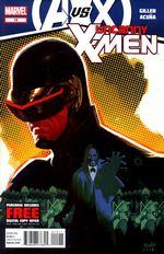 X-Men, The Uncanny, vol. 2 nr. 15: AvX.