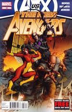 Avengers, New vol. 2 nr. 28: AvX.