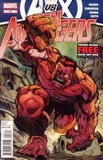 Avengers, vol. 4 nr. 28: AvX.