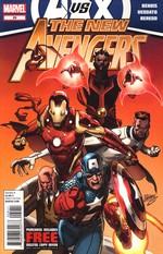 Avengers, New vol. 2 nr. 29: AvX.