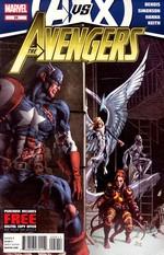 Avengers, vol. 4 nr. 29: AvX.