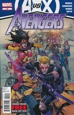 Avengers, vol. 4 nr. 30: AvX.