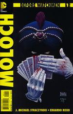 Before Watchmen: Moloch nr. 1.