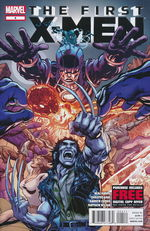 X-Men, First nr. 4.